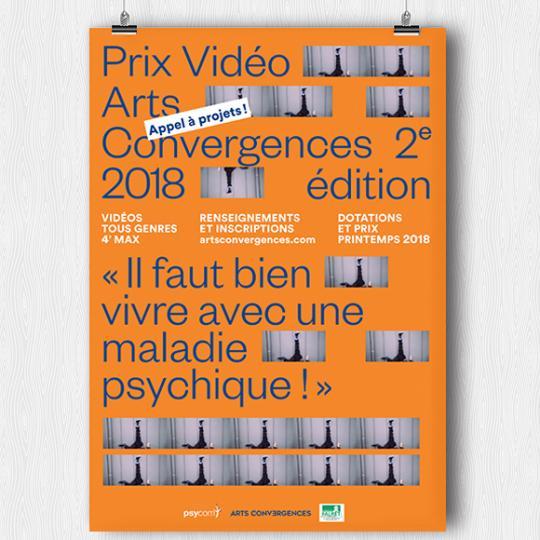 Prix Arts Convergences 2018